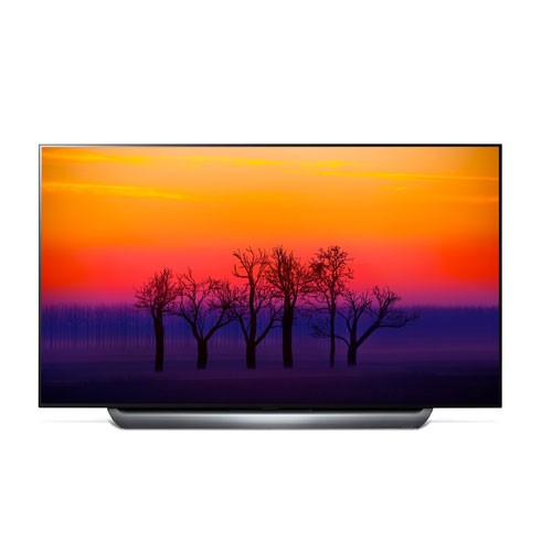 LG OLED 4K TV with Dolby Vision & Dolby Atmos OLED55C8PTA - 55 Inch  (2018)