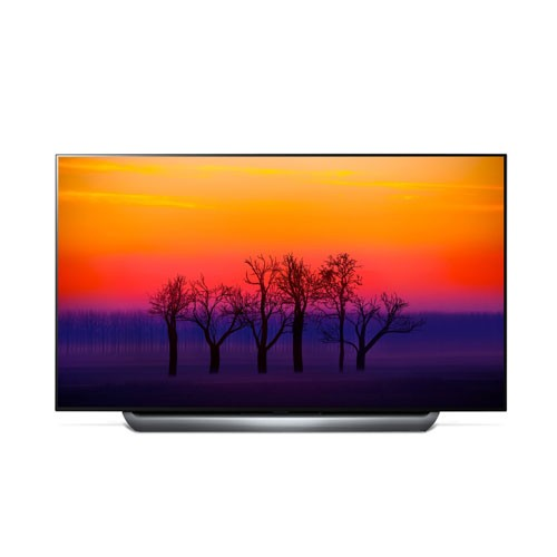 LG OLED 4K TV with Dolby Vision & Dolby Atmos OLED65C8PTA - 65Inch (2018)