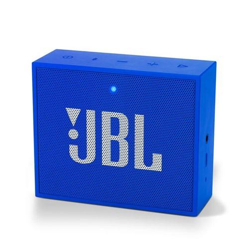 JBL Go+ Portable Bluetooth Speaker - Blue