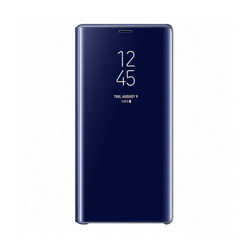 Samsung Clear View Cover for Galaxy Note9 - Blue