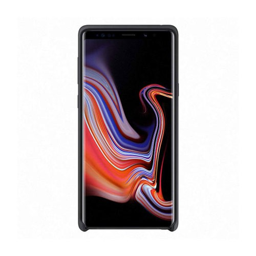 Samsung Silicone Cover for Galaxy Note9 - Black