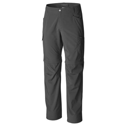 Columbia Silver Ridge Strecth Convertible Pant Grill (36)