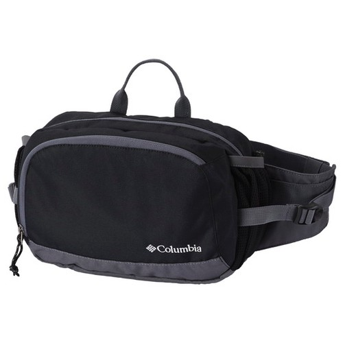 Columbia Beacon Lumbar Bag Black Graphite (O/S) BAG US