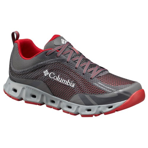 Columbia Drainmaker IV-FTW-US9-City Grey Mountain Red