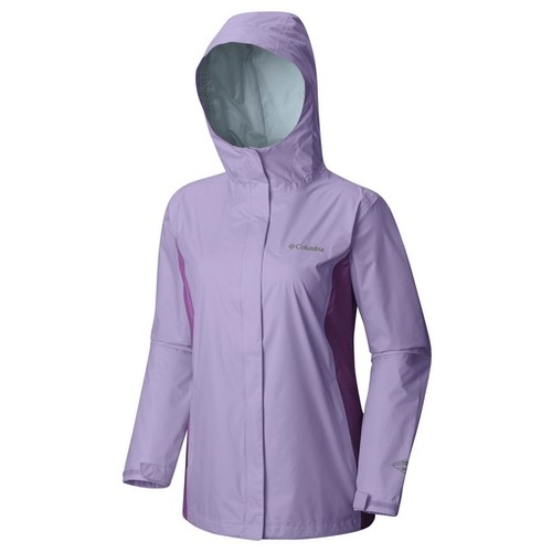 Columbia Arcadia II Jacket-App-(1534112505)-XL-Soft Violet Crown Jewel