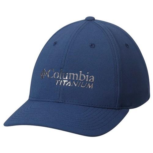 Columbia Titanium Ball Cap Carbon (L/XL)