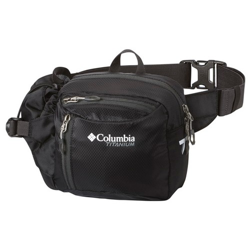 Columbia Trail Elite Lumbar Bag Black Shark (O/S)