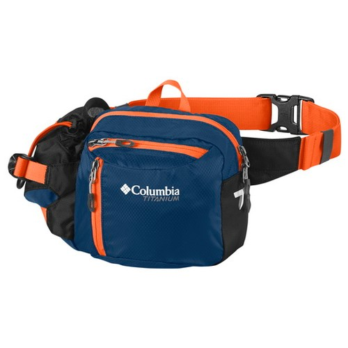 Columbia Trail Elite Lumbar Bag Carbon Heatwave (O/S)