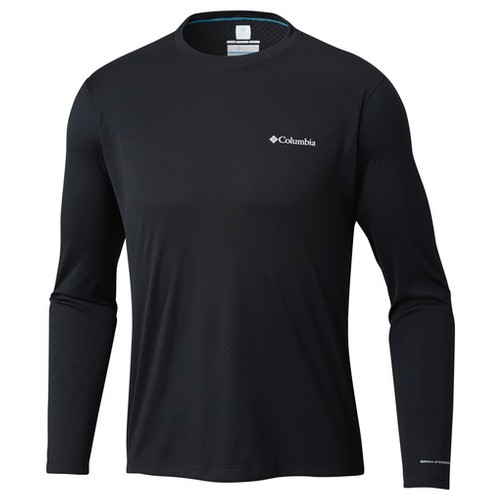 Columbia Zero Rules Long Sleeve Shirt Columbia Black (XL)