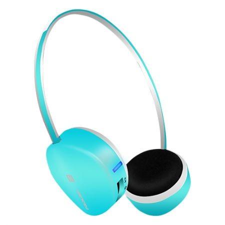 Prolink Fervor Basic Super-Slim Bluetooth Stereo Headset  PHB6001E -  Teal