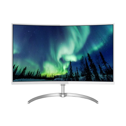 Philips Curved LCD Monitor with Ultra Wide Color 278E8QJAW - 27 inch