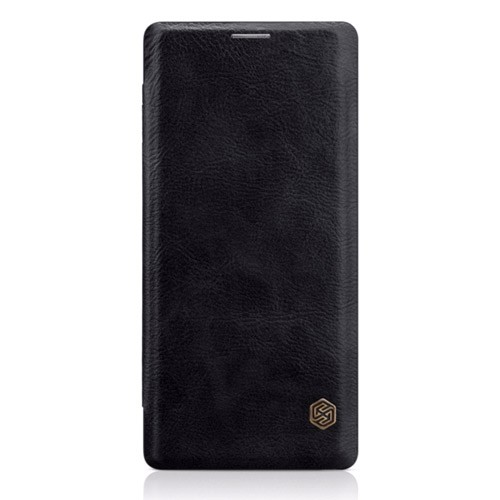 Nillkin Qin Leathercase for Galaxy Note9 - Black