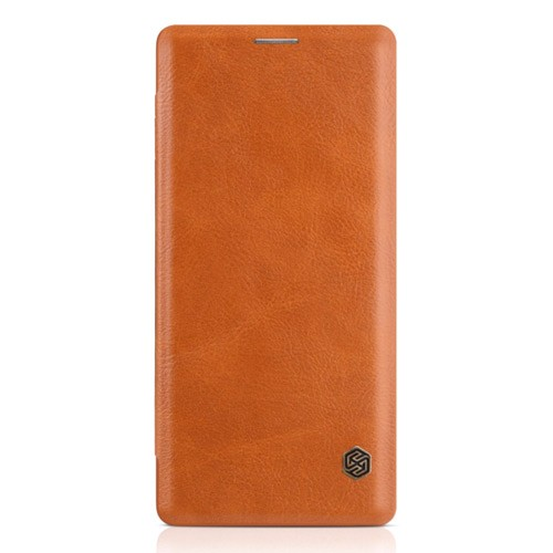 Nillkin Qin Leathercase for Galaxy Note9 - Brown