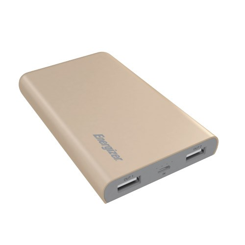 Energizer Power Bank UE8003 8000mAh - Gold