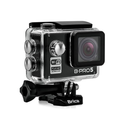 Brica B-Pro5 Alpha Edition 1 Full HD 1,5 Inch LCD - Black