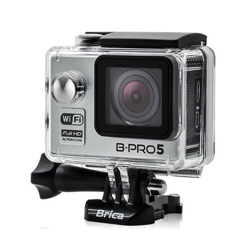 Brica B-Pro5 Alpha Edition 1 Full HD 1,5 Inch LCD - Silver