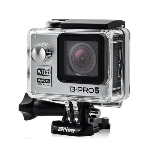 Brica B-Pro5 Alpha Edition 1 Full HD 1,5 Inch LCD - Silver
