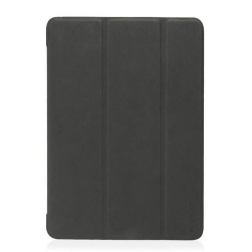 Monocozzi Lucid Folio Flip Case for iPad 9.7 inch (2018 Edition) - Charcoal