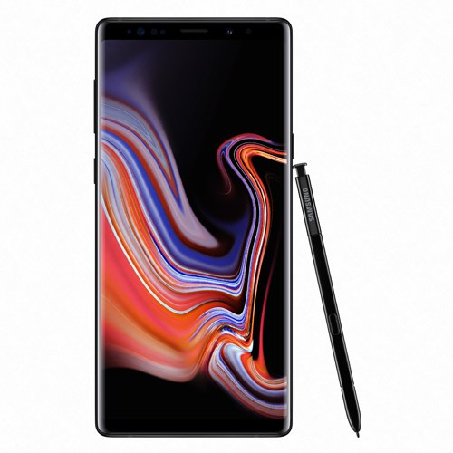 Samsung Galaxy Note9 128GB - Midnight Black