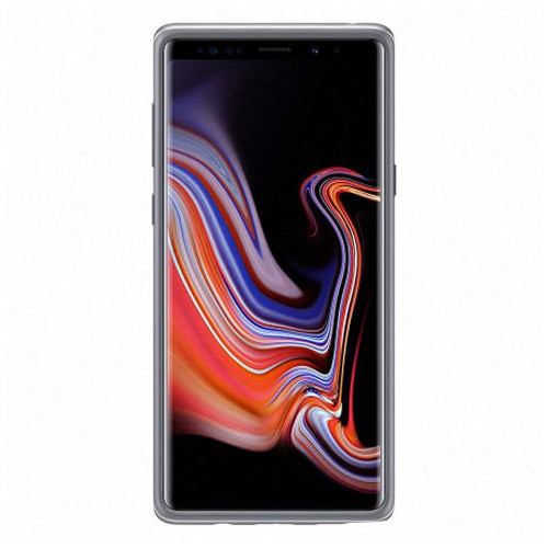 Samsung Protective Cover for Galaxy Note9 - Silver