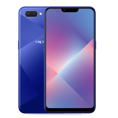 Oppo A3s (RAM 3GB/32GB) - Purple