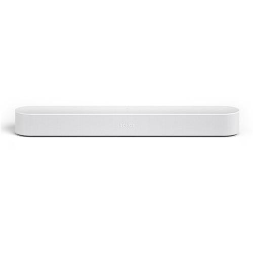 Sonos Beam Wireless HiFi System Speaker - White