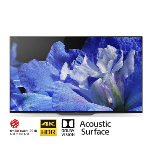 Sony Bravia OLED Smart TV 4K HDR with Dolby Vision KD-55A8F-IA2 - 55 inch