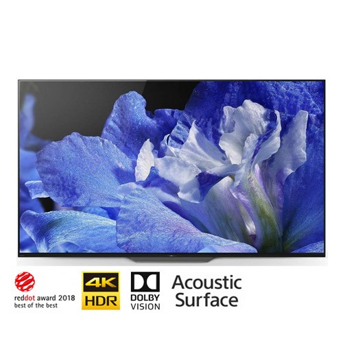 Sony Bravia OLED Smart TV 4K HDR with Dolby Vision KD-65A8F-IA2 - 65 inch