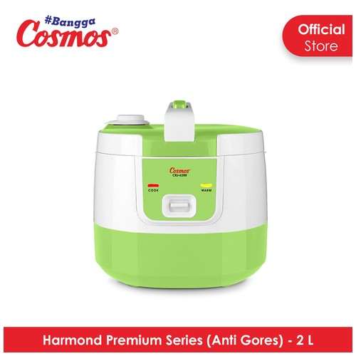 Cosmos Harmond CRJ-6288 - Rice Cooker 2 L - Green