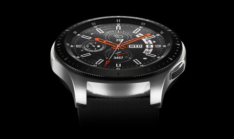 Samsung Galaxy Watch 42mm - Midnight Black