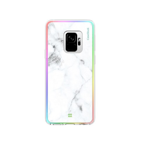 Casestudi Prismart Case for Galaxy S9+ Marble White