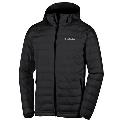 Columbia Powder Lite Hooded Jacket Black (M) Apparel MN