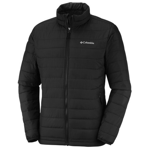 Columbia Powder Lite Jacket Black (L) Apparel MN