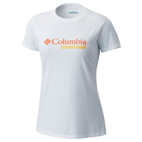 Columbia Trinity Trail W Tee White (XL) Apparel WN