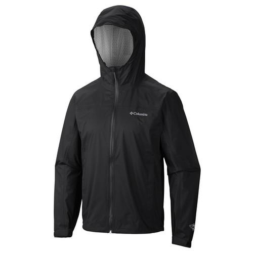 Columbia Evapouration Jacket Black (XL) Apparel WN