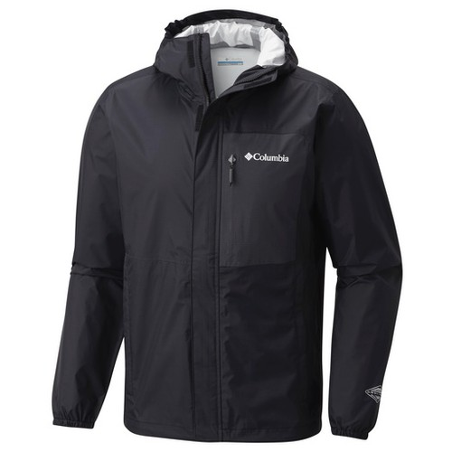 Columbia Summit Sleeker Shell Black Shark (XL) Apparel MN