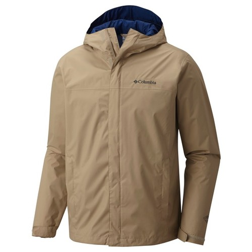 Columbia Watertight II Jacket British Tan (XL) Apparel MN