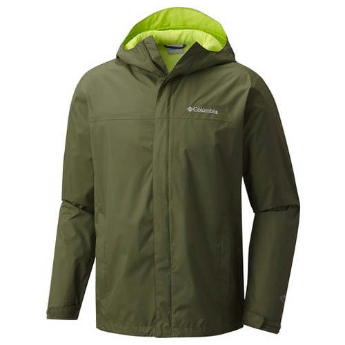 Columbia Watertight II Jacket Mosstone (XL) Apparel MN