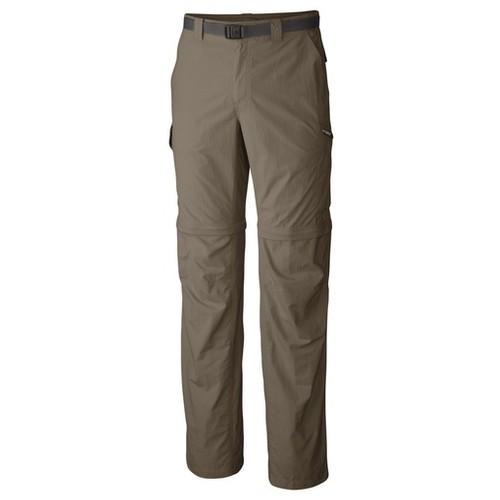 Columbia Silver Ridge Convertible Pant British Tan (36) Apparel MN