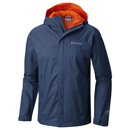 Columbia Watertight II Jacket Carbon (L) Apparel MN