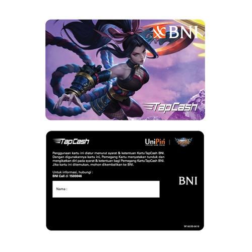 BNI TapCash Mobile Legend - Hanabi