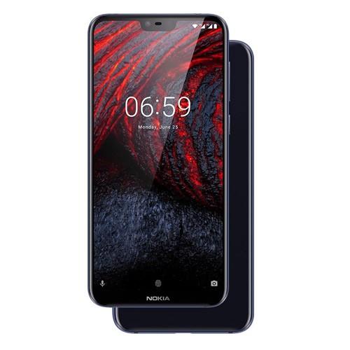 Nokia 6.1 Plus - Black