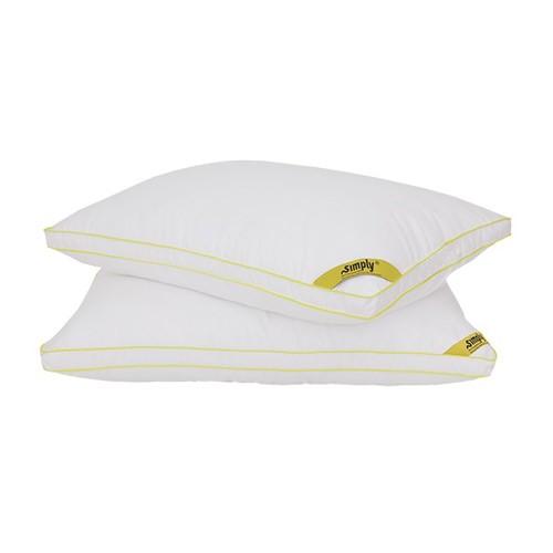 Simply Plush Pillow Set Bantal (2pcs)