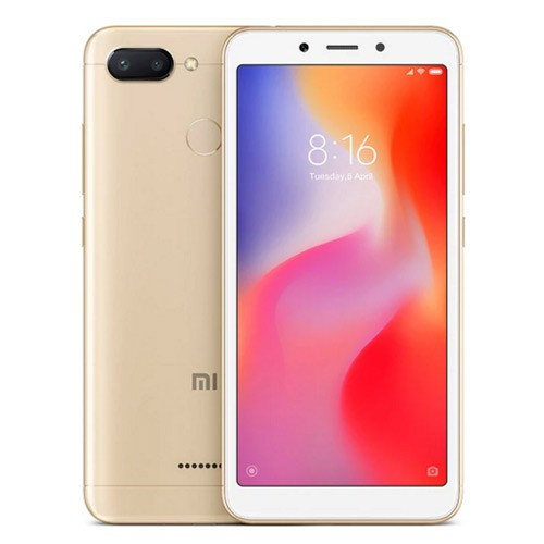 Xiaomi Redmi 6 (RAM 4GB/64GB)  - Gold
