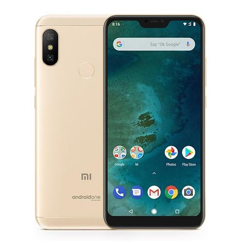 Xiaomi Mi A2 Lite (RAM 3GB/32GB) - Gold