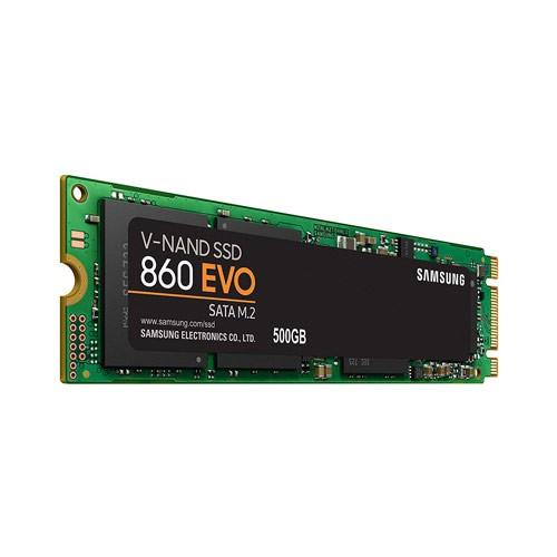 Samsung SSD 860 EVO M.2 500GB (SAM-SSD-N6E500BW)