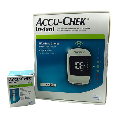 Accu-Chek Instant Family Pack