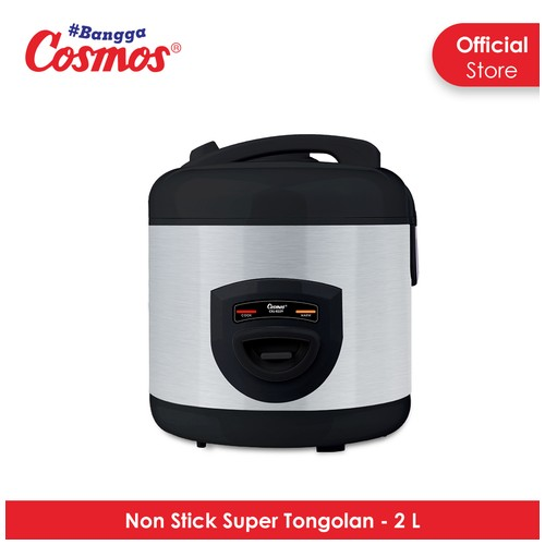 Cosmos CRJ-8229 BSS - Rice Cooker 2 L (Tongolan Super)