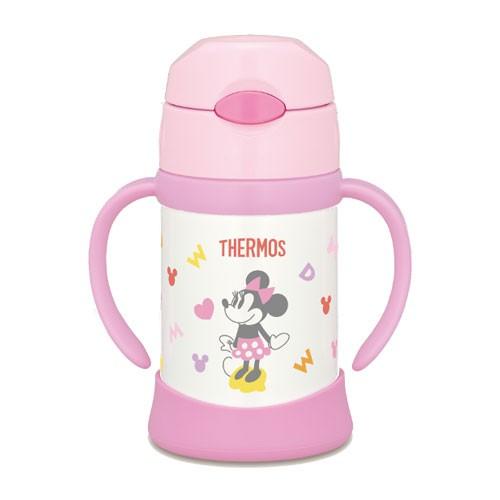 Thermos Fhi-250ds Disney Junior Minnie Mouse Infant Straw Mug