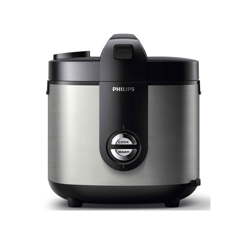 Philips Rice Cooker HD3132/33 - Silver